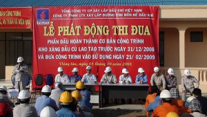 le tong phat dong thi dua cong trinh cu lao tao