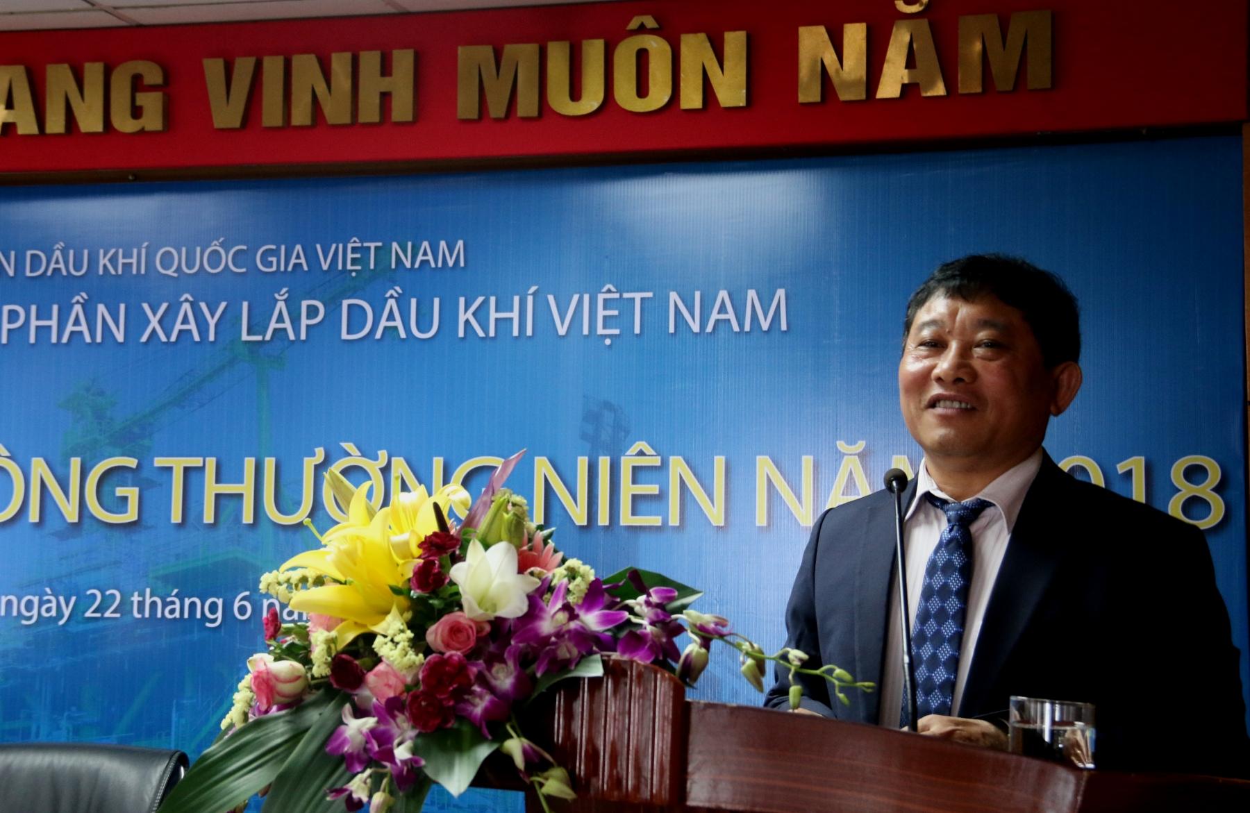 pvc to chuc dai hoi co dong thuong nien 2018