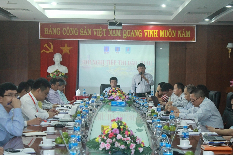 pvc to chuc hoi nghi tiep thi dau thau nam 2018
