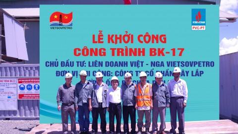 khoi cong bk17