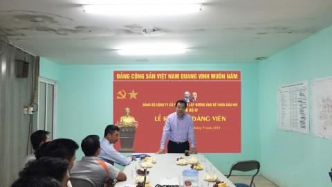 DC Quang Ngoc phat bieu