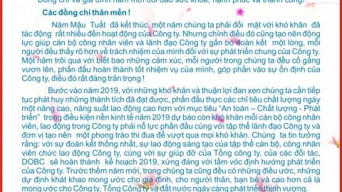 THU CHUC MUNG NAM MOI